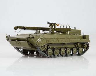 БРЭМ-2, Наши танки 50