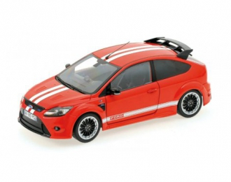 FORD FOCUS RS - 2010 - LE MANS CLASSIC EDITION 1967 FORD MK.IV TRIBUTE красный