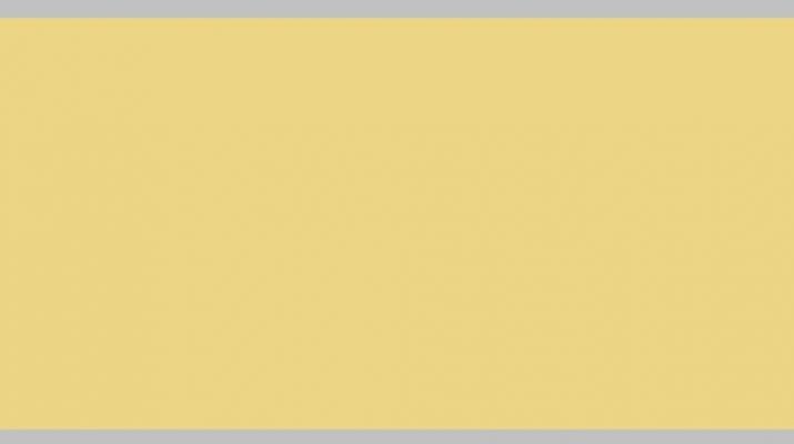 Декаль Цветовое поле (золотистый), 195x85