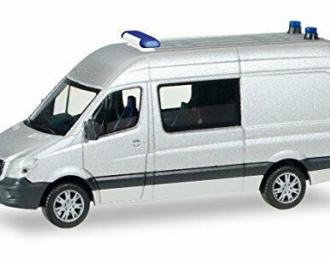 MERCEDES-BENZ Sprinter Combi, silver