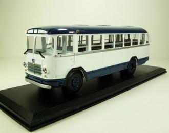 Ликинский автобус 158В (1956), бело-синий