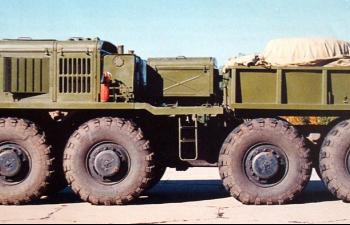 Набор для конверсии Надстройка Балластный кузов для МАЗ-537