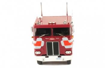 """PETERBILT 352 """"Pacemaker"""" 1979 red"""