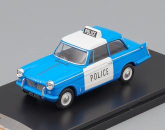 (Уценка!) TRIUMPH HERALD Saloon UK Police (полиция Великобритании) 1959