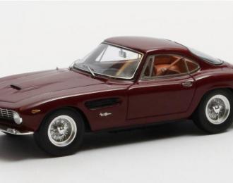 "FERRARI 250GT Berlinetta Passo Corto Lusso Bertone #3269GT ""Sharknose"" 1962 Maroon"