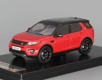 (Уценка!) LAND ROVER Discovery Sport 4х4 (2015), red / black roof