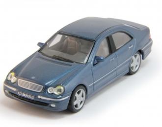 MERCEDES-BENZ C-Class Sedan, blue metallic