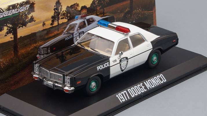 "DODGE Monaco ""Police Department City of Roseville"" 1977 (Greenlight!)"