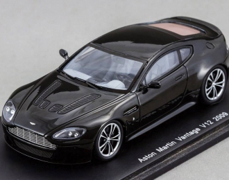 ASTON MARTIN Vantage V12 (2009), black