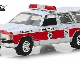 "FORD LTD Crown Victoria Wagon ""Paterson, New Jersey Fire Department"" (пожарный) 1985"
