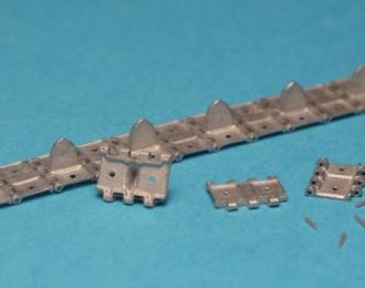 Траки наборные железные БТ-7 (железо)