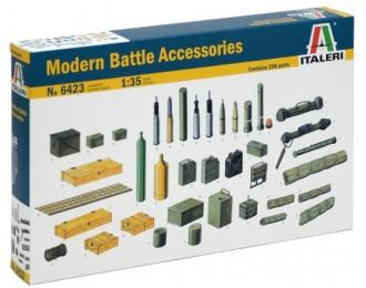Сборная модель Аксессуары снаряды и ящики
