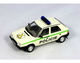 SKODA Favorit Vojenská Policie (1994), white