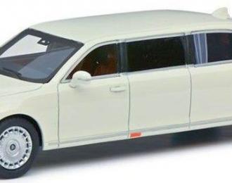 A L700 Государственный лимузин Россия 2018 белый