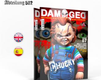 DAMAGED ISSUE 07 EN /  Вопрос повреждений 07 (Англ)