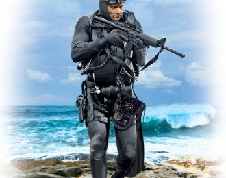 Сборная модель Боец группы SEAL №1