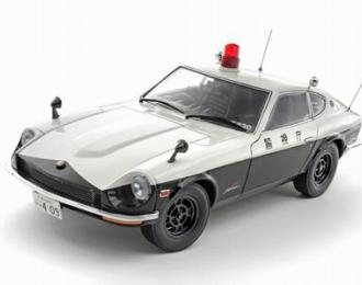 NISSAN FAIRLADY Z432 TOKYO POLICE, silver/black