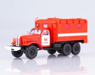 Пожарный рукавный автомобиль АР-2 (157К), красно-белый