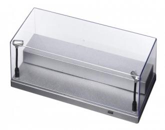 Витрина с подсветкой для 4х моделей 1/43 или 1/64