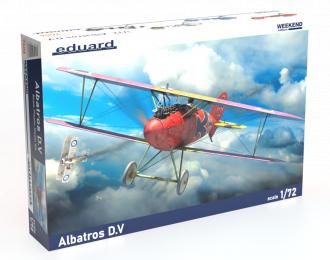Сборная модель Истребитель Albatros D. V
