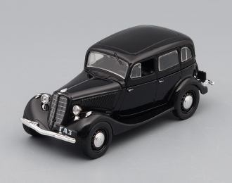 Горький М1, Автолегенды СССР 34, черный