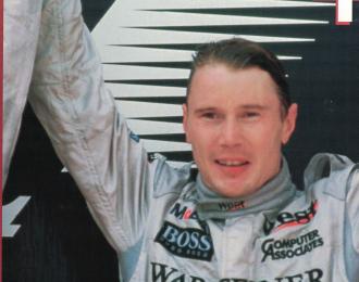 Журнал Формула 1+ Декабрь 1998