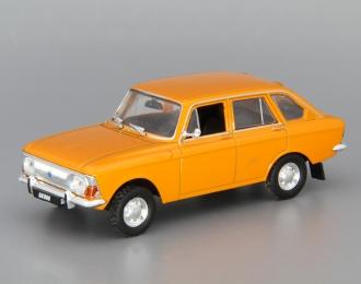 ИЖ 2125, Автолегенды СССР 54, оранжевый