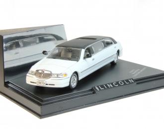 LINCOLN Town Car, white / black