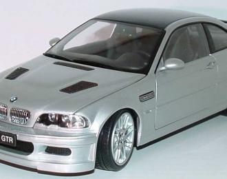 BMW M3 GTR (E46) titan silber met.