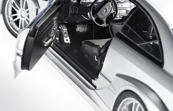 MERCEDES-BENZ CLK DTM AMG Coupe C209 (2005), silver