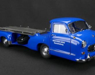 "Mercedes-Benz Racing-car Transporter ""The Blue Wonder"" 1955"