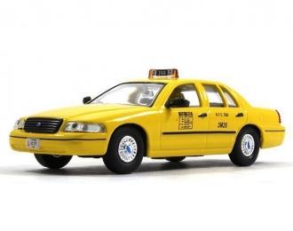 FORD Crown Victoria New York (1992), Taksowki Swiata 1, yellow