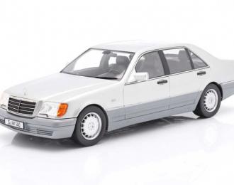 Mercedes-Benz S500 (W140) 1994 (silvermet.)
