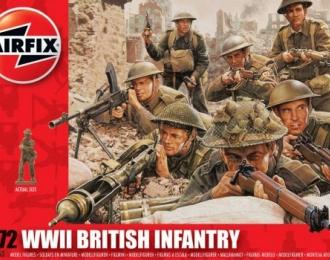 Сборная модель Британская пехота (Вторая Мировая война)