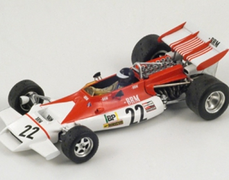 BRM P160B 22 French GP 1972 (FI), red