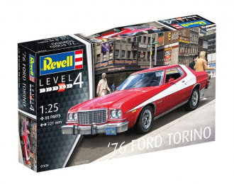 Сборная модель 1976 Ford Torino
