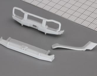 Комплект для внедорожного тюнинга (бампера, шноркель) ВАЗ-2121 Нива