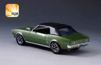 PONTIAC Firebird 400 Convertible (закрытый )1968 Green
