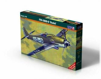 Сборная модель Самолет FW 190D-9 Ruder