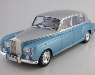 Rolls-Royce Phantom VI (blue / silver)