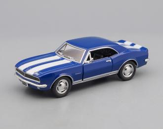 CHEVROLET Camaro Z-28 (1967), blue / white