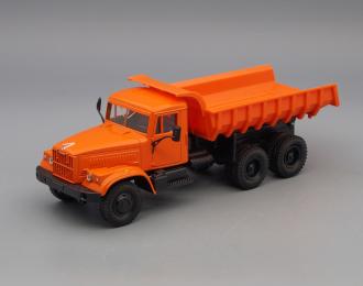 КРАЗ 256В, оранжевый