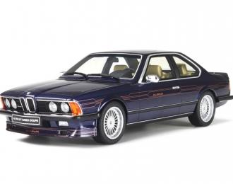 BMW Alpina B7 Turbo Coupe, dark blue