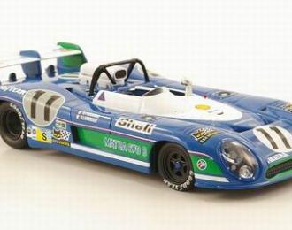 MATRA MS670B 11 H.Pescarolo-G.Larrousse WINNER Le Mans 1973