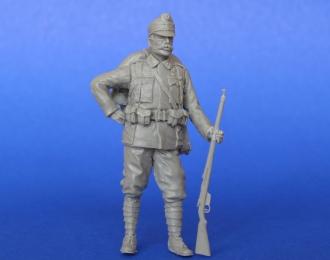 Австро-Венгерский солдат. Первая Мировая Война