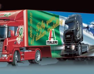 Сборная модель Автомобиль Scania R620 50th Anniversary