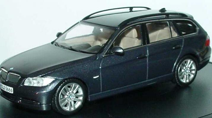 BMW 3er Touring E91 (2005), graphit met.