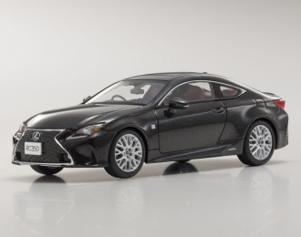 Lexus RC350 F Sport (starling black)