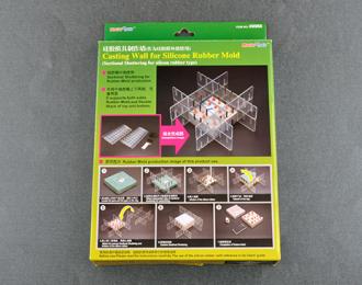 Ручной инструмент для изготовления силиконовых форм