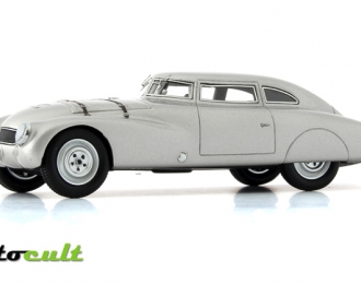 ADLER Trumpf Racing Sedan (Germany 1939), silver